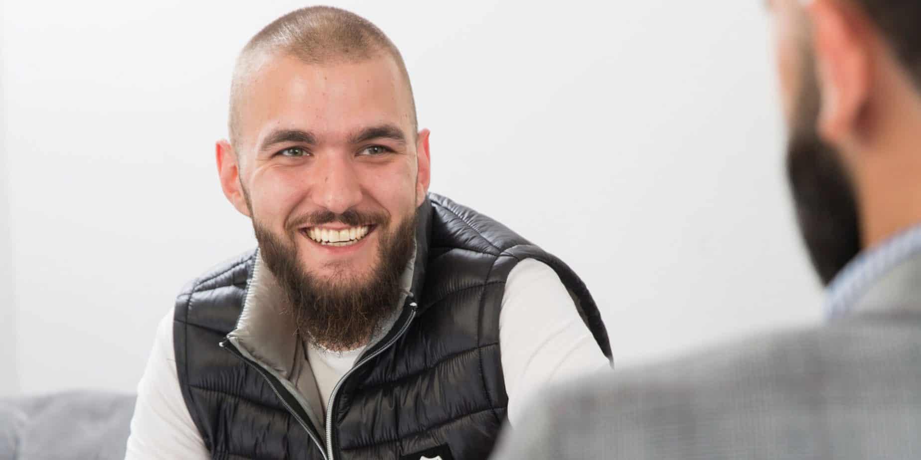 Beard Transplant, Wimpole Clinic