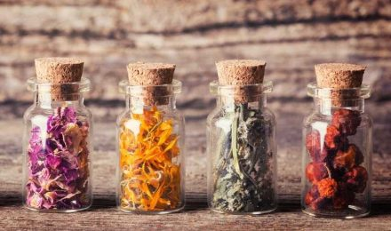 4 Herbs You Never Knew Would Give You Healthy Hair