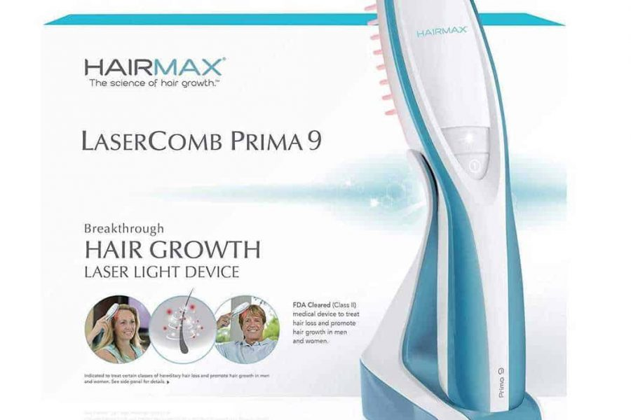 Laser Comb - The Comb Of The Future