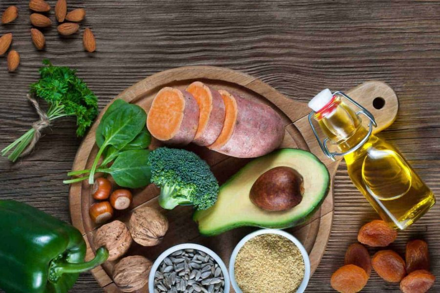 Eating A Healthier Diet Can Prevent Hair Loss