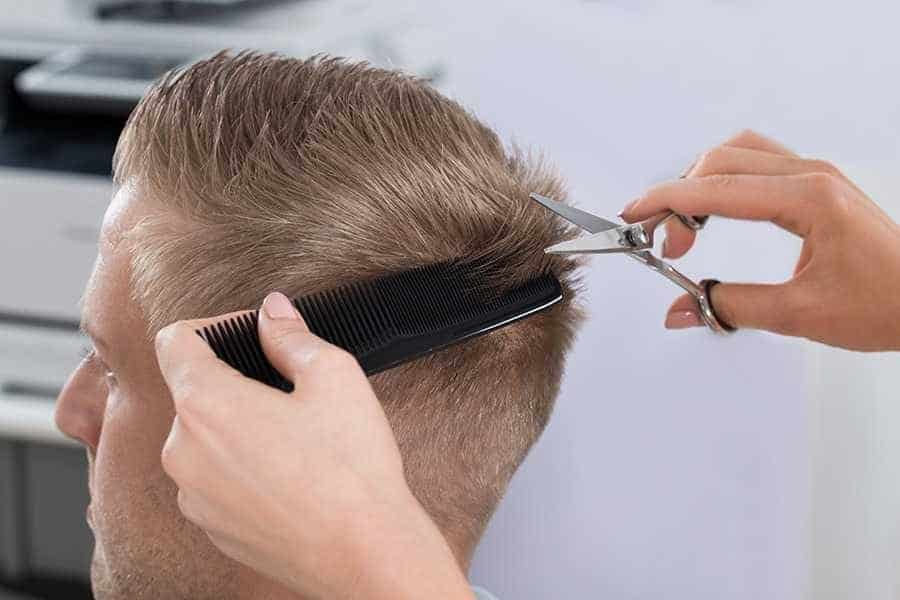 Getting A Haircut After A Hair Transplant - What You Need To Know