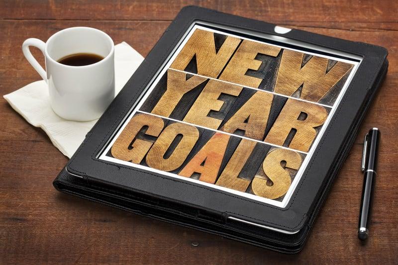 New Year Hair Loss Goals