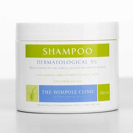 Dermatological 5%, Contains Salicylic Acid & Sulfur, 200ml