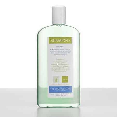 Sensitive Shampoo, Coconut And Citrus Fruit Derived, 250ml